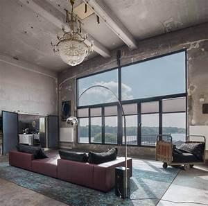 Penthouse In Berlin : penthouse in berlin by klemens renner homeadore ~ Markanthonyermac.com Haus und Dekorationen