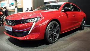 The All New Peugeot 508 First Edition 2018 In Detail