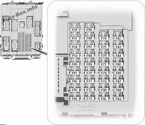 Instrument Panel Fuse Box Diagram  Ford C  Energi  2013  2014  2016  2017  2018