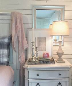 Pink, Blush, Is, In, Master, Bedroom, Farmhouse, Glam