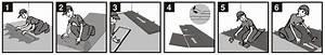 Klick Vinylboden Verlegen : lederboden verlegen verlegehinweise klick vinyl ~ Watch28wear.com Haus und Dekorationen