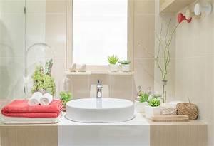 Objet Salle De Bain : 10 id es d co pour la salle de bain blog but ~ Melissatoandfro.com Idées de Décoration
