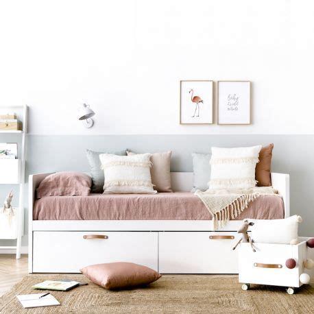 Tera cama con 2 cajones - Decoración de habitación juvenil ...