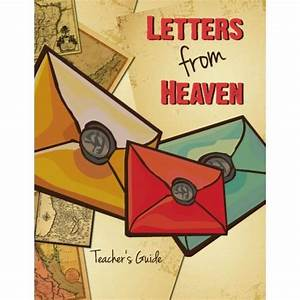 Letters From Heaven Young Teen Teacher Manual  U2014 One Stone