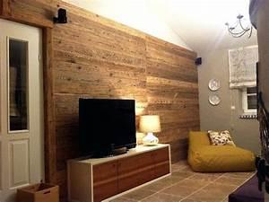 Wandverkleidung Holz Aussen : wand verkleiden mit holz wandverkleidung holz innen ~ Sanjose-hotels-ca.com Haus und Dekorationen