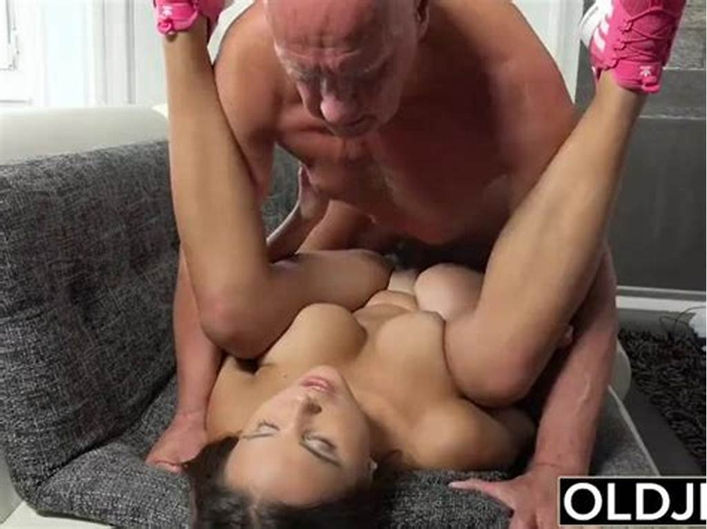 #Young #Old #Porn #Teen #Big #Natural #Tits #Fucked #And #Facialized