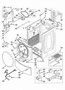 Kenmore Elite 11087731701 Dryer Parts