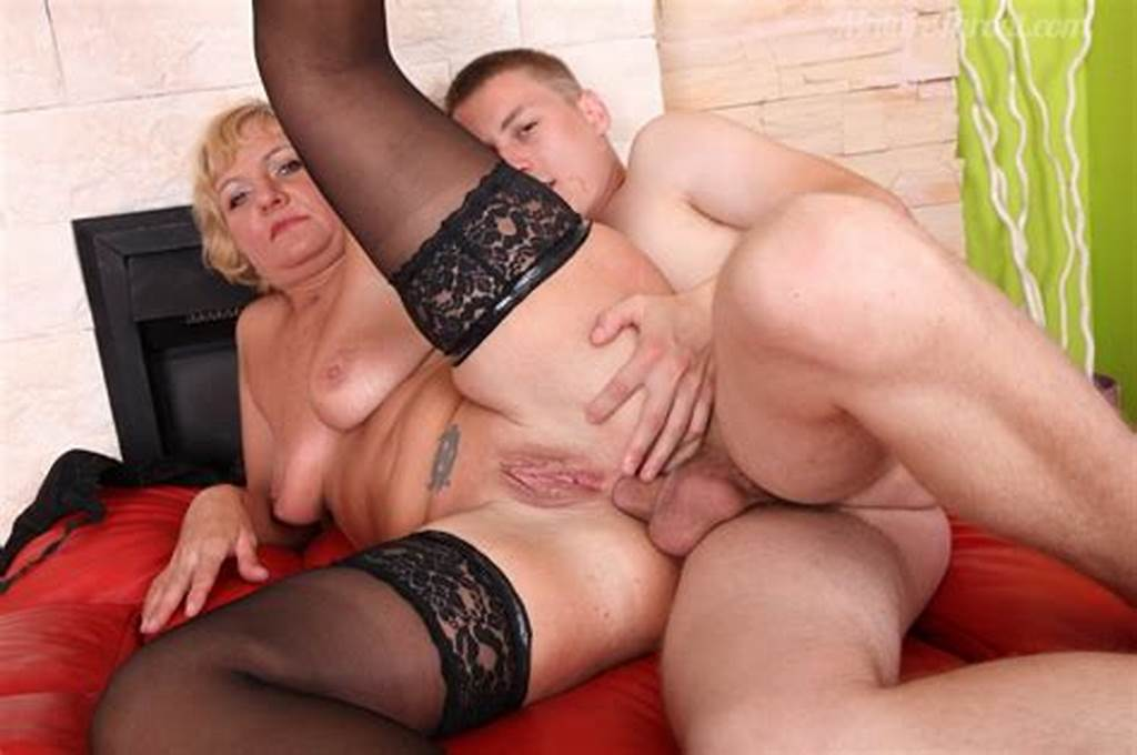 #Hung #Boy #Fucks #Oldie #In #The #Butt #And #Fills #Her #Mouth #With