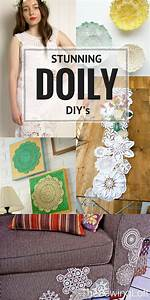 10, Stunning, Vintage, Doily, Diy, Ideas
