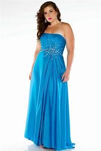 robe de soiree bleu longue bustier droit pour femmes With robe de soirée pour femme ronde