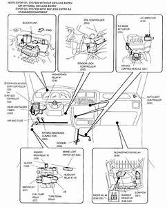 2007 Suzuki Xl7 Fuse Diagram