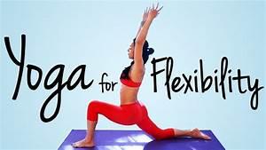 Beginners Yoga For Flexibility  U0026 Love