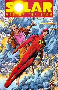 Solar Man Of The Atom  1991  Comic Books