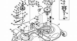 31 Craftsman Riding Mower Transmission Diagram