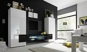 Soggiorno moderno for Parete soggiorno moderno