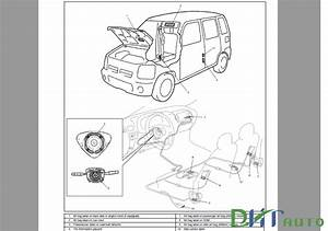Suzuki Wagon R   Rb310  Rb412  Rb413d  Service Manual