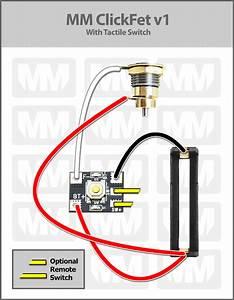 Clickfet V1 Wiring Diagram