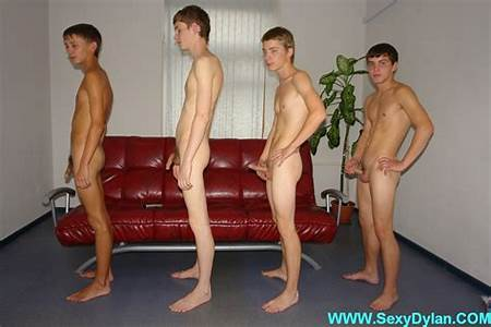 Teenaged Guys Nude