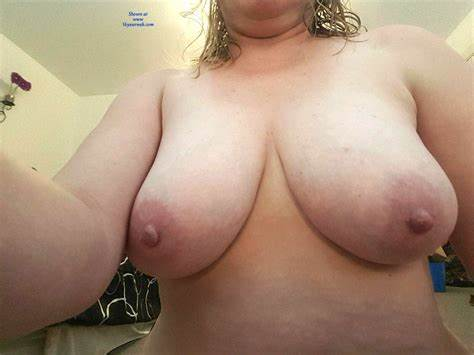 With Massive Titties Is Shy For Lusty Mom
