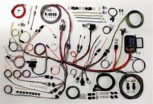 Complete Wiring Kit - 1953-62 Corvette