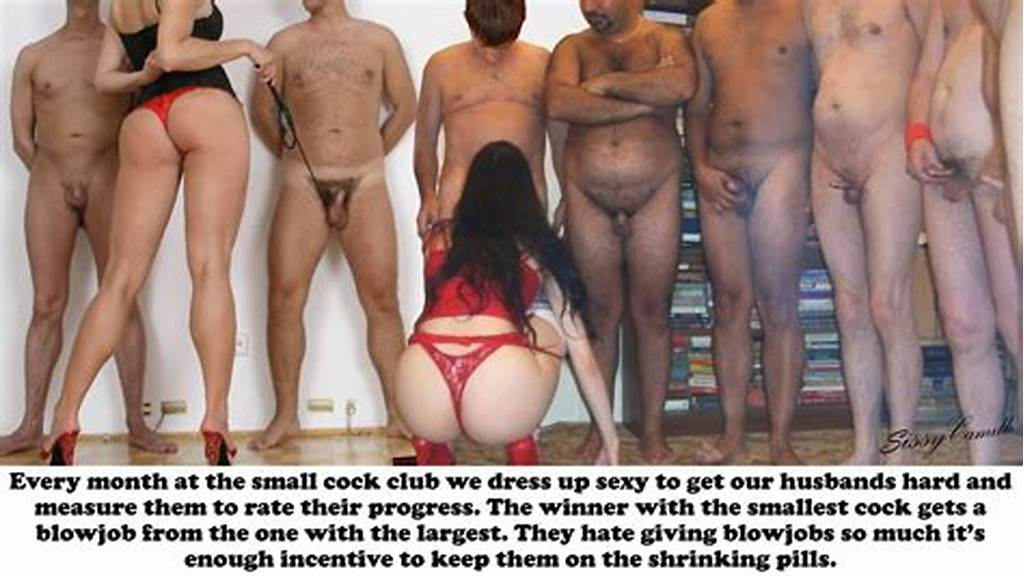 #Cuckold #Small #Penis #And #Giantess #Captions #8