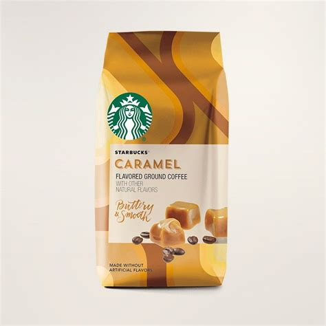 A 2006 lab test of starbucks coffee showed the following: Starbucks® Caramel Flavored Coffee | Starbucks caramel ...