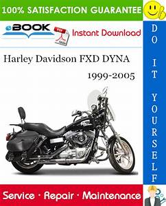 Harley Davidson Fxd Dyna Motorcycle Service Repair Manual