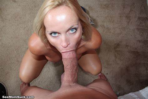 Great Sucking By A Sultry Mature