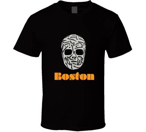 Explore tweets of umass hockey @umasshockey on twitter. Gerry Cheevers, T-shirt, Boston, Massachusetts, Hockey ...