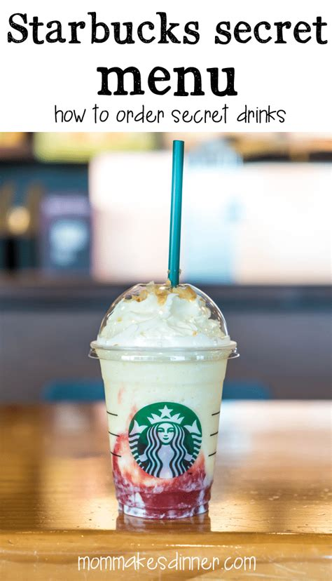 Each mention of this menu conjures up images of lockboxes located in the very back corner of starbucks storerooms. how to order Starbucks secret menu drinks at the store | Starbucks secret menu, Secret menu