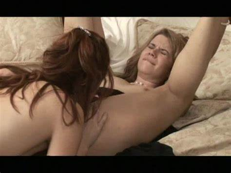 Passionate Lesbians Licks And Eats Each Other Cunts