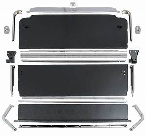 1966 Ford Mustang Parts | 61390A | 1965-66 Mustang; Fastback; Rear