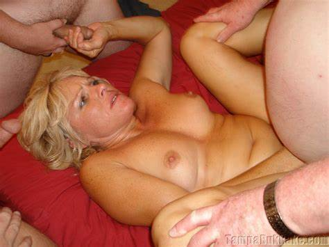 Granny Slut Bukkake Threesome Mom Aunty Knows Gangbanged At The Tampa Orgasm Group