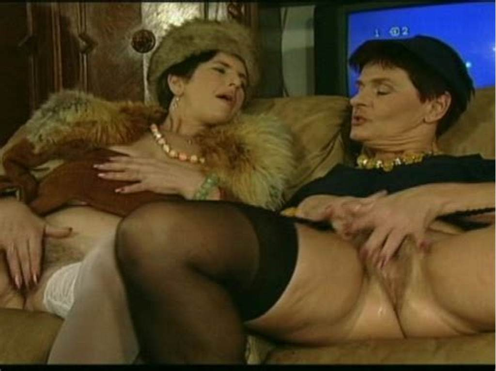 #Horny #Old #Ladies #Lick #And #Kiss #Each #Other