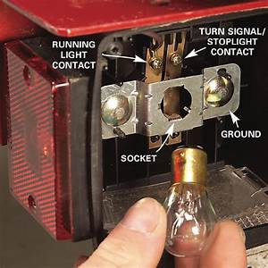 Fix Bad Boat And Utility Trailer Light Wiring