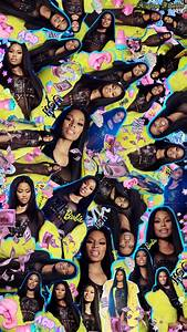 Nicki Minaj No Frauds Video Wallpaper by KathrynFlawless ...