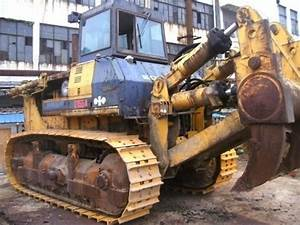 Komatsu Bulldozer D155a