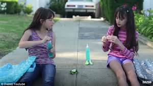 short film captures  moment  young girl starts wearing