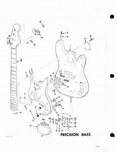 Fender Precision Bass Guitar  U0026gt  U0026gt  Vintage Guitar And Bass