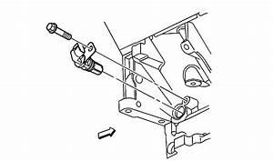 Crankshaft Position Sensor Location  Where Is Crankshaft