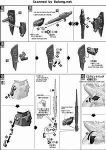 Mg Gundam Double X English Manual  U0026 Color Guide