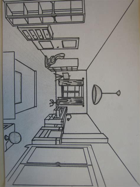 dessin de chambre en perspective chaios com