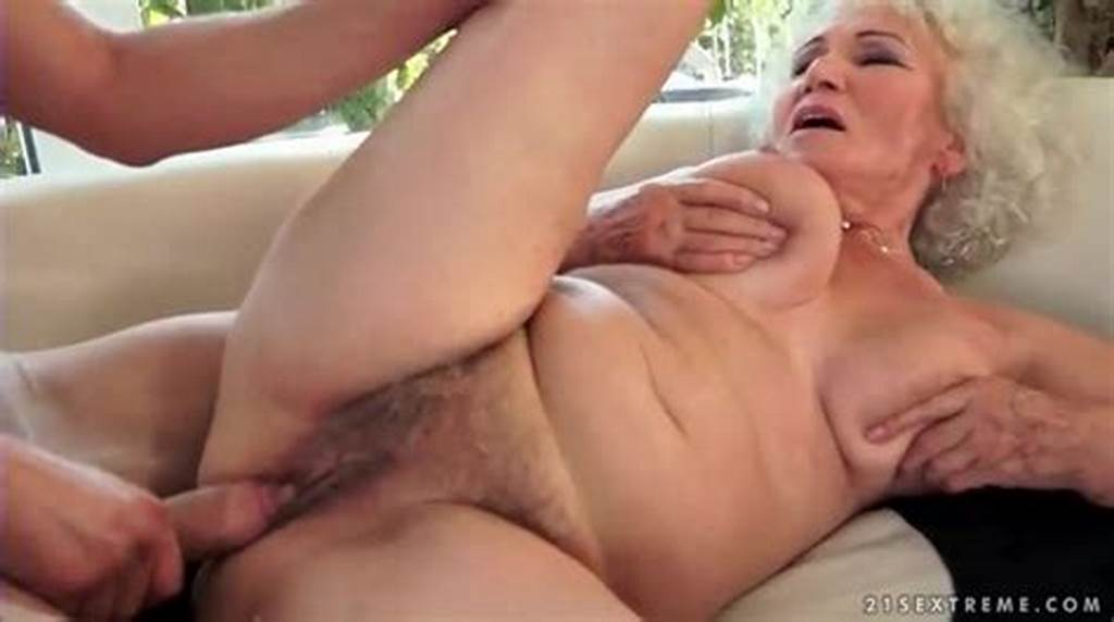 #Granny #Groped #And #Fucked #In #Her #Hot #Box