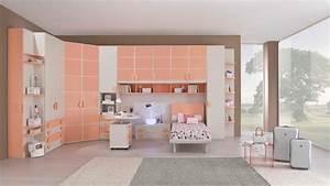 Deco Pour Chambre Ado : decoration chambre ado fille ~ Teatrodelosmanantiales.com Idées de Décoration