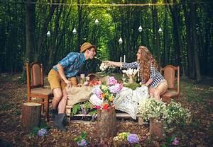 Romantisches Picknick Ideen : tipps f r ein romantisches picknick zu zweit im freien ~ Watch28wear.com Haus und Dekorationen