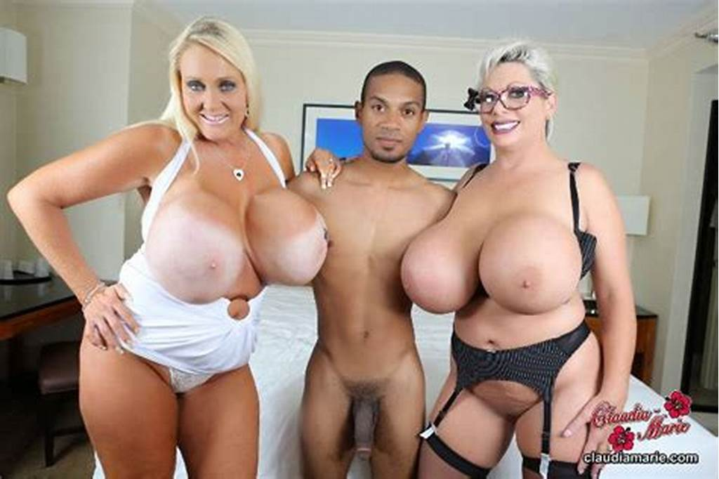 #Two #Milfs #With #Massively #Huge #Tits #Play #With #Big #Thick