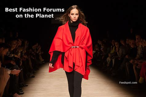 Top 15 Fashion Forums, Discussion and Message Boards You ...