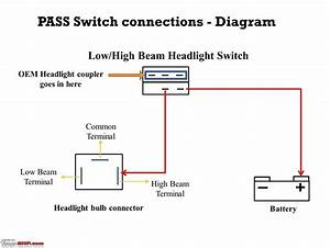 Honda Activa Diy  Adding A Pass Switch
