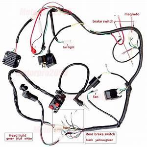 Atomic Dirt Bike 250 Wiring Diagram Wiring Diagram Amp