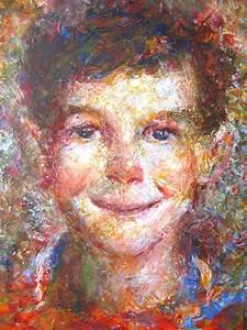 Art, Exhibit, Features, Portraits, Of, Missing, Children, By